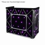 EQUINOX Truss Booth Quad LED sterrendoek 48x RGBW LED's