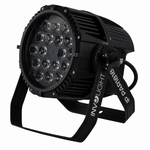 INVOLIGHT IP PAR1818 18x 12W RGBWA LED's