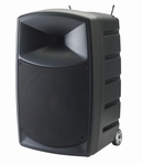 """Audiophony CR25A COMBO 12"""" 250W mobiele geluidsinstallatie"""
