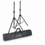 GRAVITY SS 5211 B Set 1 – 2x Speakerstatief + Transporttas