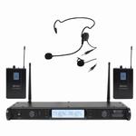 W Audio DTM800 Twin Beltpack systeem