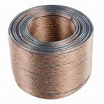 VALUELINE Luidsprekerkabel op Rol 2x 4.00 mm2 100m