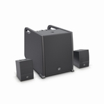 LD Systems CURV 500 AVS:  mobiele array AV set (380W RMS)