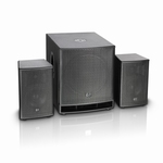 """LD Systems DAVE 15 G3: compact15"""" actief systeem (700W RMS)"""