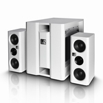 LD Systems DAVE 8XS: actieve multi media set  (350W RMS)