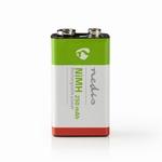 NEDIS Oplaadbare NiMH  batterij E-blok - 8,4V - 250 mAh