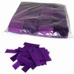 MAGIC FX Confetti Papier 55x17mm - Paars (zak 1 kg.)