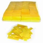 MAGIC FX Confetti Papier 55x17mm - Geel (zak 1 kg.)