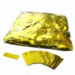MAGIC FX Confetti Metallic 55x17mm - Goudkleurig (zak 1 kg.)