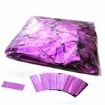 Magic FX Confetti Metallic 55x17mm - Roze (zak 1 kg.)