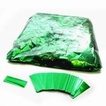 MAgic FX Confetti Metallic 55x17mm - Groen (zak 1 kg.)