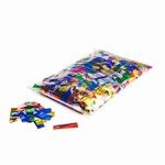 Magic FX Confetti Metallic 55x17mm - Multi Color (zak 1 kg.)