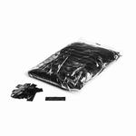 MAGIC FX Confetti Metallic 55x17mm - Zwart (zak 1 kg.)