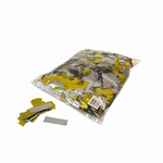 MAGIC FX Confetti Metallic 55x17mm - Goud/Zilver (zak 1 kg.)