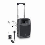 LD SYSTEMS ROADBUDDY: mobiele speaker, bluetooth, draadloos