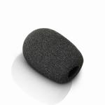 JB SYSTEMS Zwarte plopkap voor WHS-20 Headset