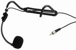 MONACOR HSE-8215K Headset voor WAP-5 en Sennheiser