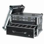 DAP Flightcase voor draadloze microfoonsets
