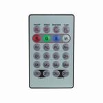 EQUINOX Mighty/Giga Bar IR Remote (ook voor JB COB 4Bar)