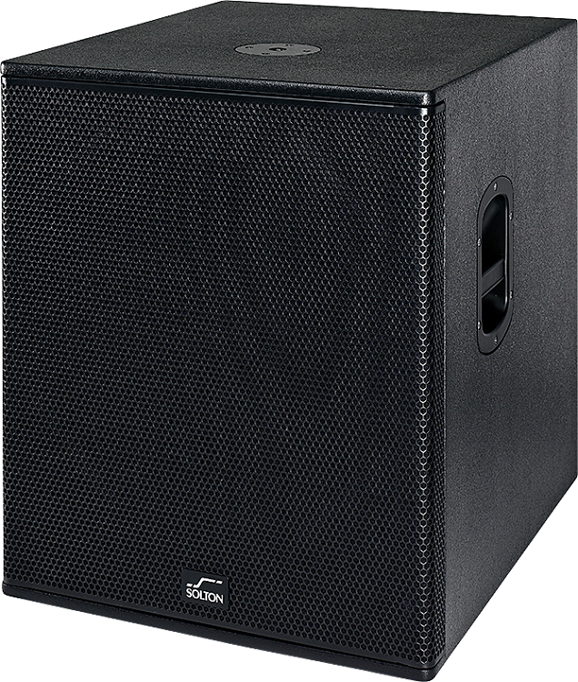 SOLTON HD 181 SUB 18 inch subwoofer 800W RMS