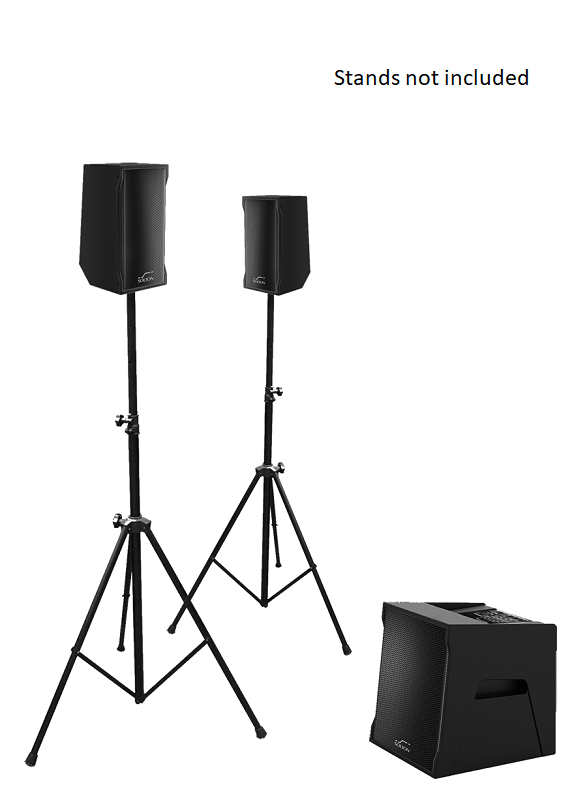 SOLTON Hoes voor Lucky Mix LM6 speaker