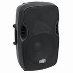 SHOWGEAR Venga 12 Actieve Speaker, MP3-speler, Tuner, 100W