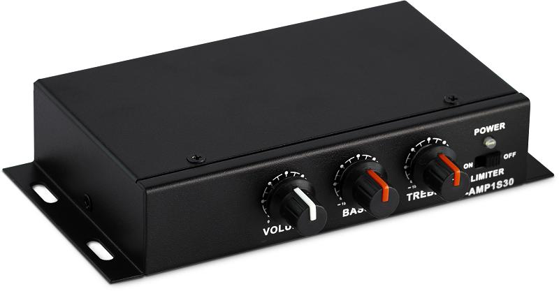 Smitsound AMP2.40 Mini-versterker (2x40W)