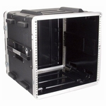 DAP D7105 10HE 19 inch ABS Rack Case Double Door