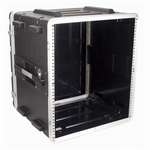 DAP D7106 12HE 19 inch ABS Rack Case Double Door