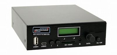 Audiospelers speciale toepassingen
