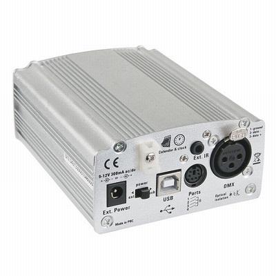 DMX Software & Interfaces