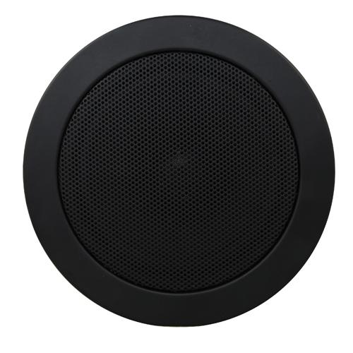 Installatie speakers (inbouw)